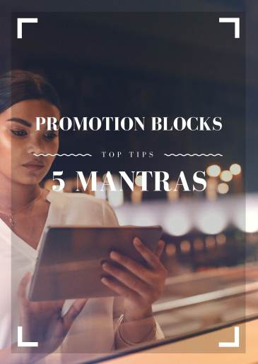 Promotion Block Busters